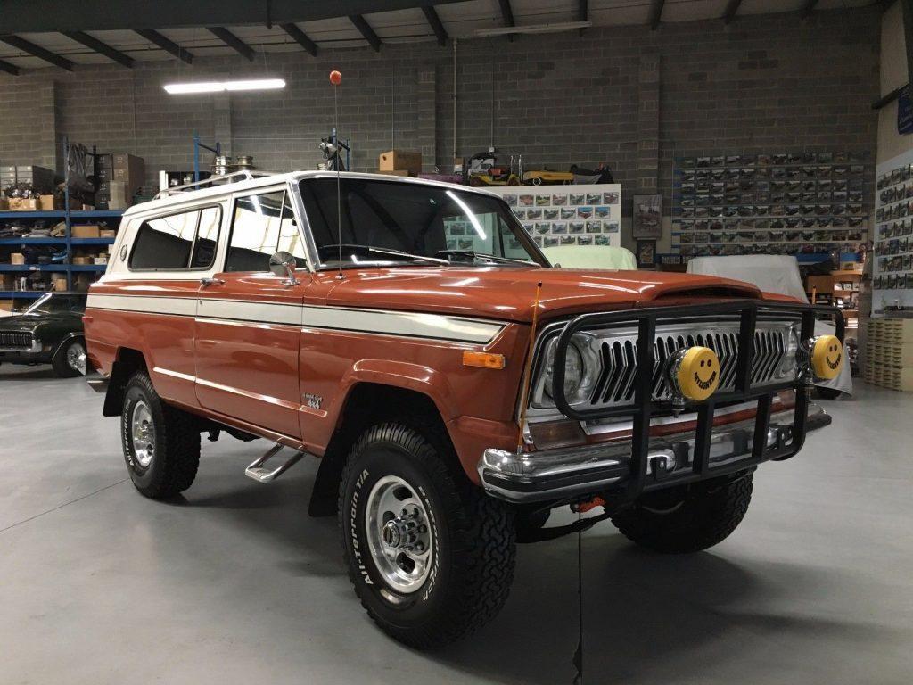 1976 Jeep Cherokee 4X4