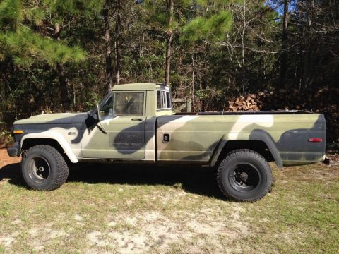 1987 Jeep J 20 Pickup, V8, 4×4 for sale