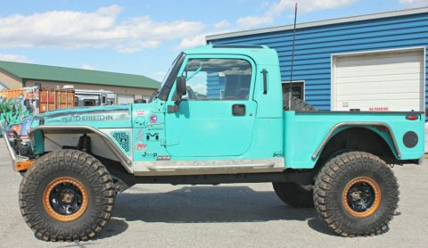1997 Jeep Wrangler Brute Truck Offroad 4×4 Rock Crawler for sale