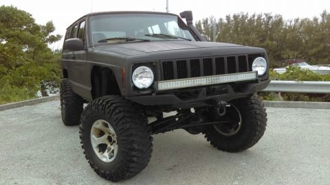1999 Jeep Cherokee Classic Sport Utility 4-Door for sale