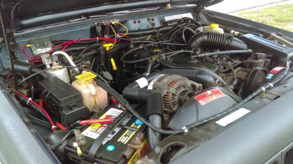 1999 Jeep Cherokee Classic Sport Utility 4-Door