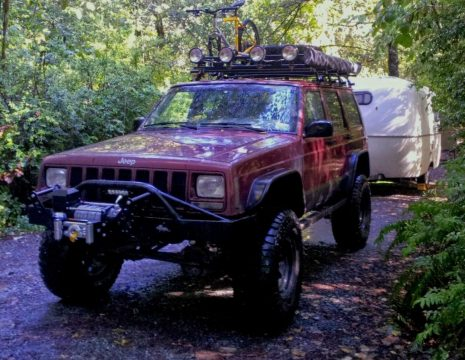 2001 Jeep Cherokee Sport for sale
