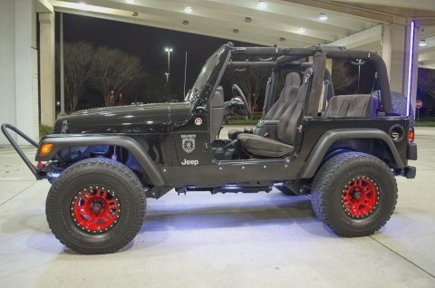 2005 Jeep Wrangler X 4.0 for sale