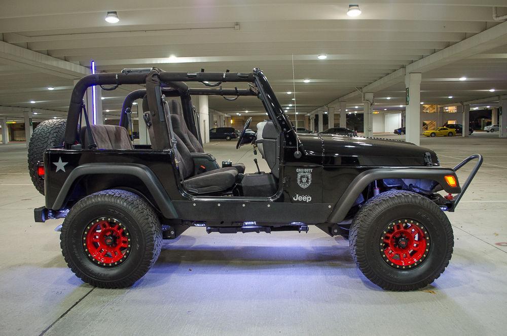 2005 Jeep Wrangler X 4.0