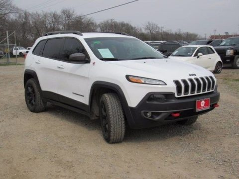 2015 Jeep Cherokee 4×4 Trailhawk for sale