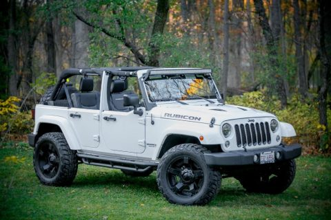 2015 Jeep Wrangler Unlimited Sport Utility 4-Door for sale