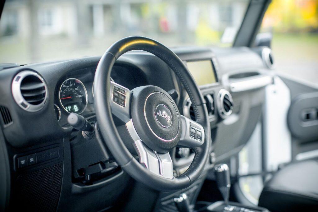 2015 Jeep Wrangler Unlimited Sport Utility 4-Door