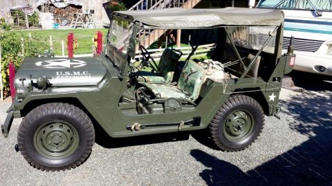 Mutt M151A2 Military for sale