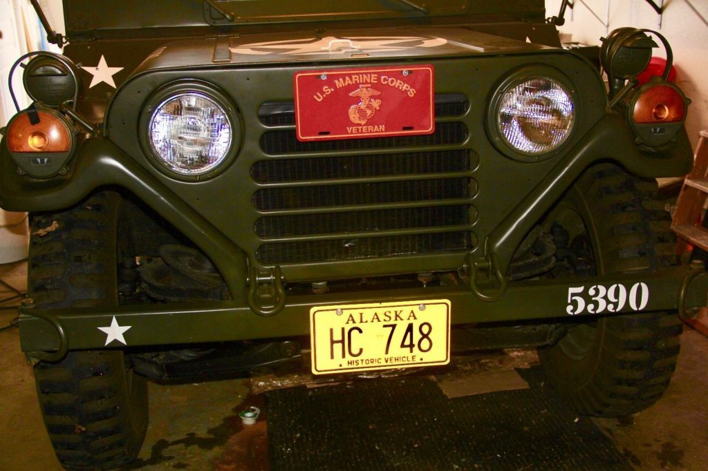 Mutt M151A2 Military