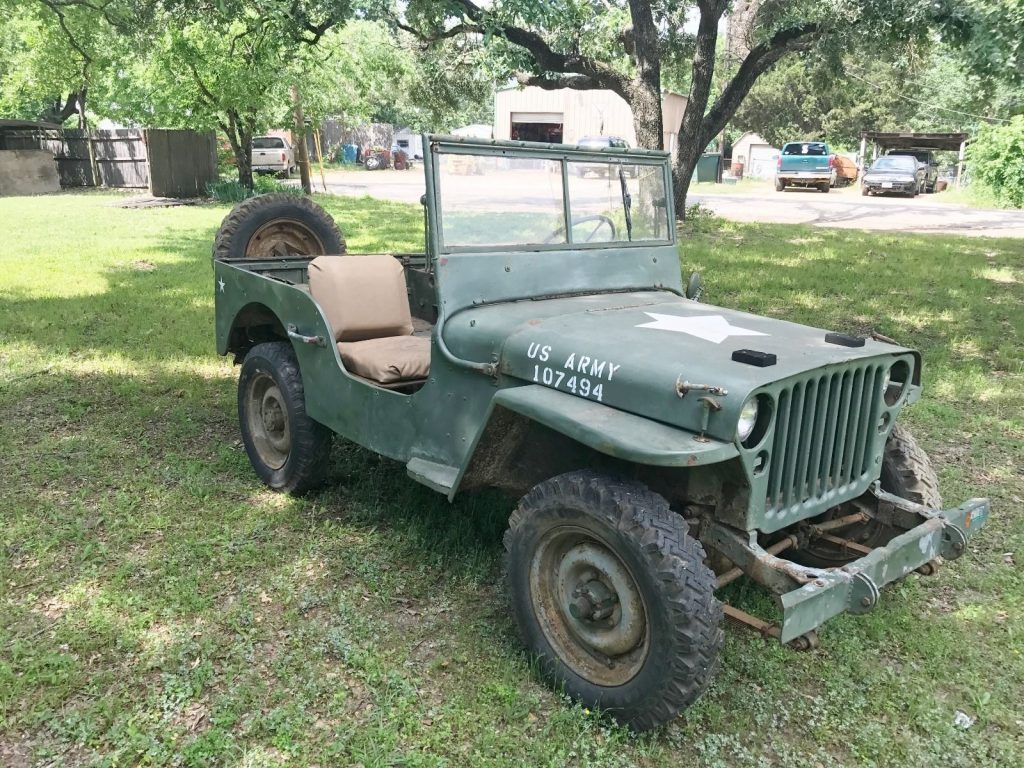 1942 Willys MB for sale