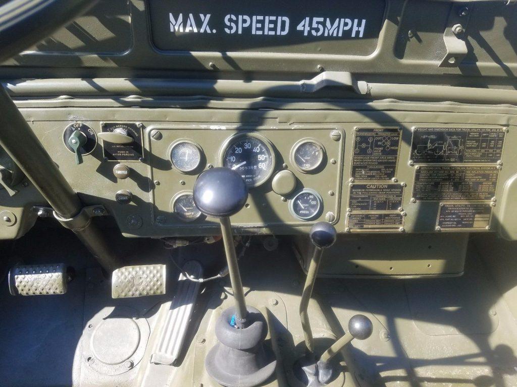 1952 Jeep M38