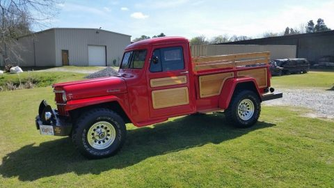 1953 Jeep Willys Truck for sale