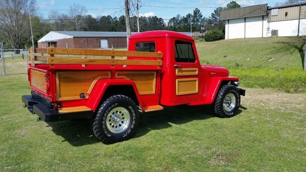 1953 jeep willys truck for sale. Black Bedroom Furniture Sets. Home Design Ideas