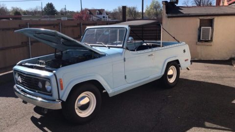 1972 Jeep Jeepster for sale