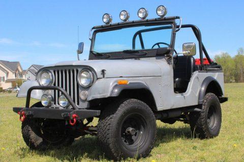 1973 Jeep CJ5 Base 5.0L for sale