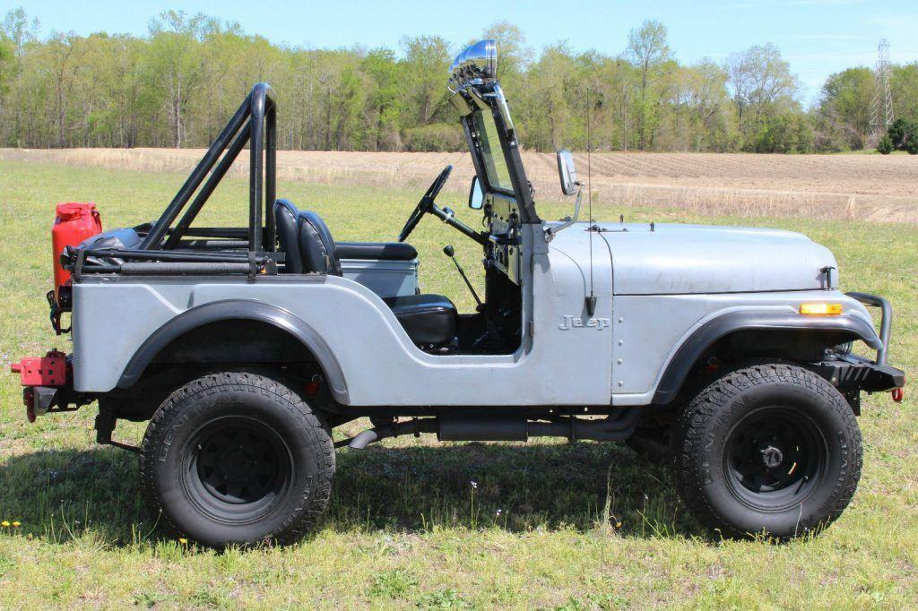 1973 Jeep CJ5 Base 5.0L