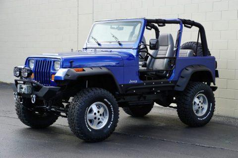 1995 Jeep Wrangler Rio Grande Sport Utility 2-Door for sale