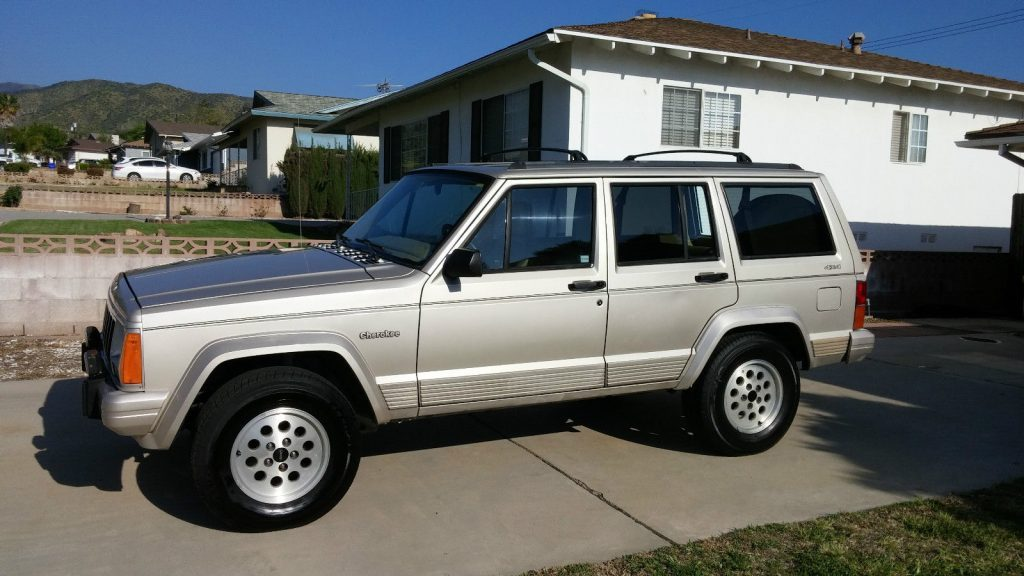 1996 Jeep Cherokee Country Edition 4×4