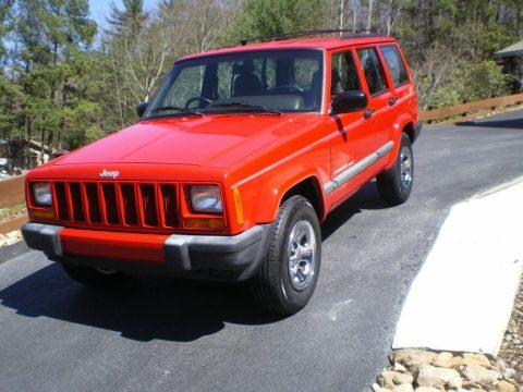 1999 Jeep Cherokee Cherokee SPORT for sale