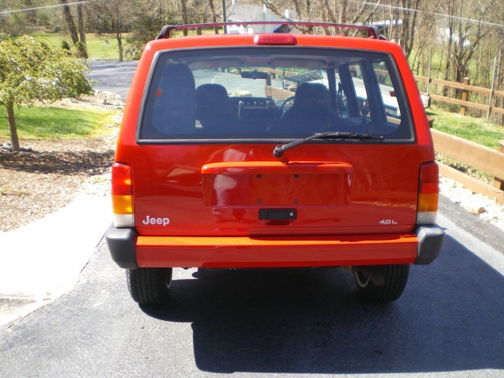 1999 Jeep Cherokee Cherokee SPORT