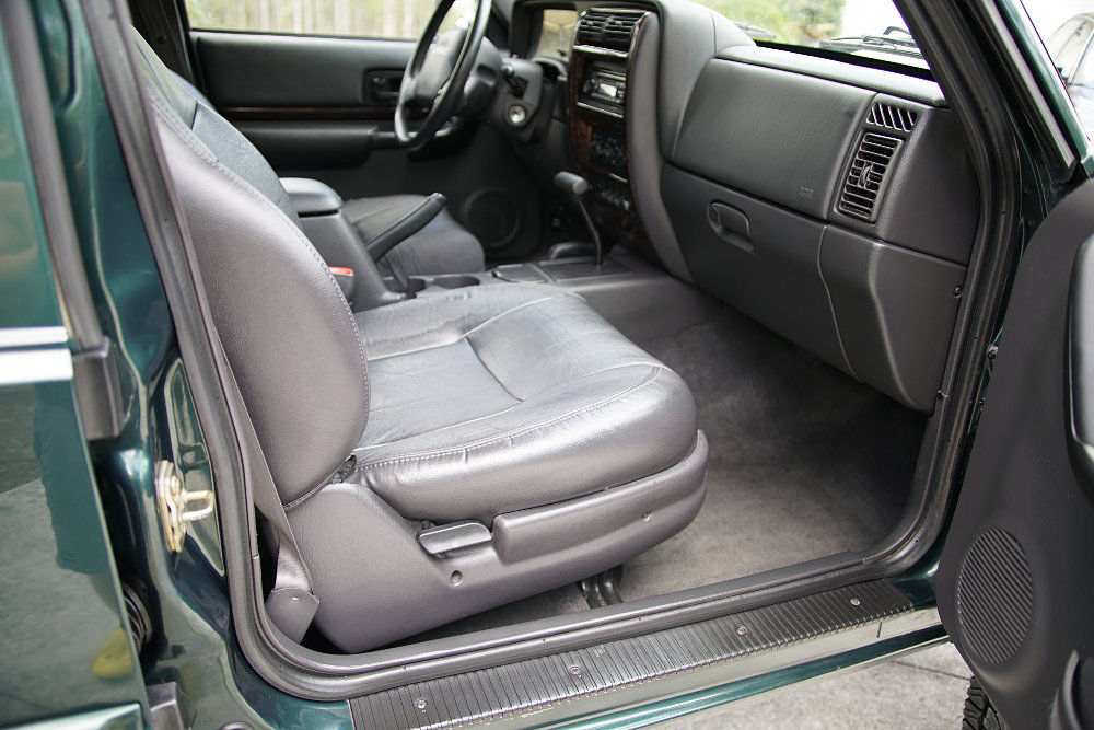 1999 Jeep Cherokee Limited