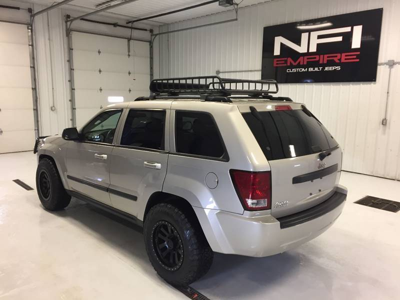 2007 Jeep Grand Cherokee Laredo 3.7L V6