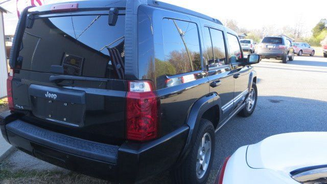 2010 Jeep Commander Black Sweet Rides LLC Greer