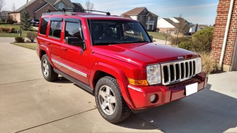 2010 Jeep Commander Sport 4X4 for sale