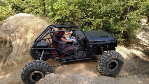 2010 Jeep Wrangler BUGGY CRAWLER for sale