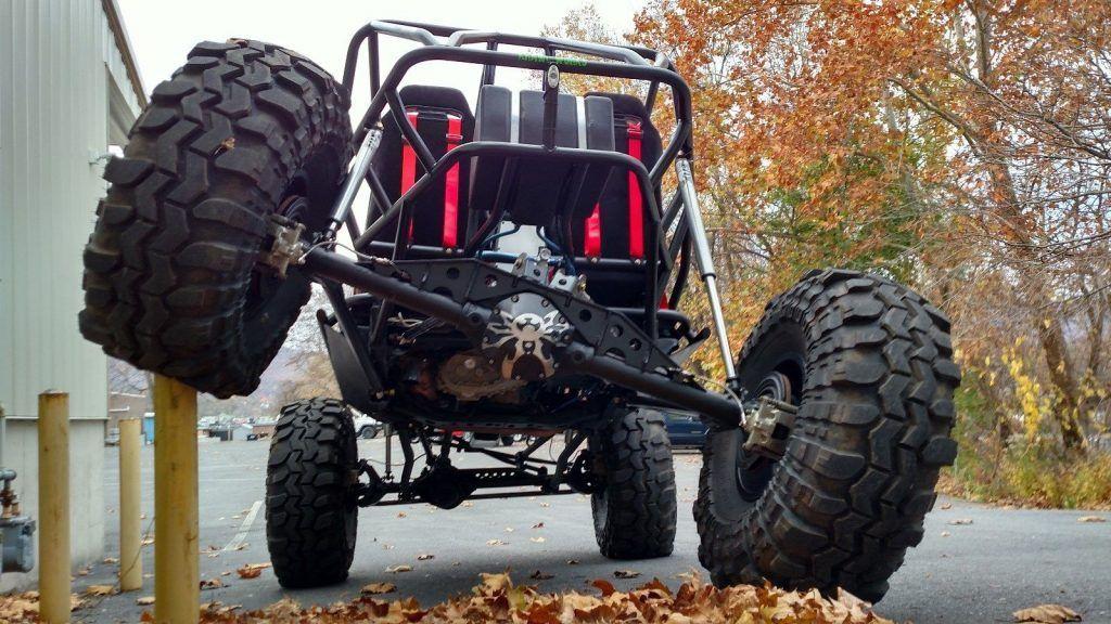 2010 Jeep Wrangler BUGGY CRAWLER