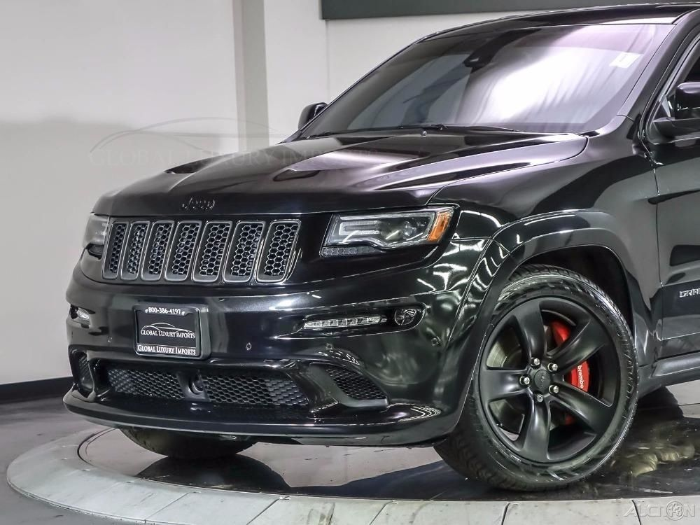 Used 2014 Jeep Grand Cherokee >> 2014 Jeep Grand Cherokee SRT for sale