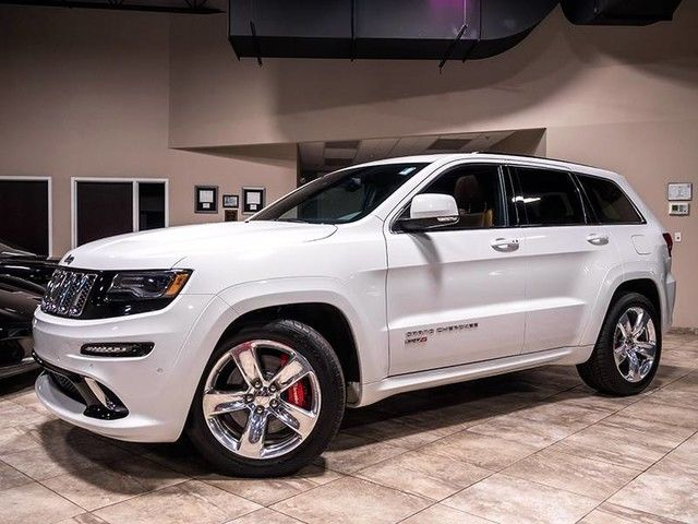 2015 Jeep Grand Cherokee SRT Sport Utility 4-Door