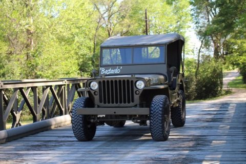 1942 Jeep Willys MB for sale
