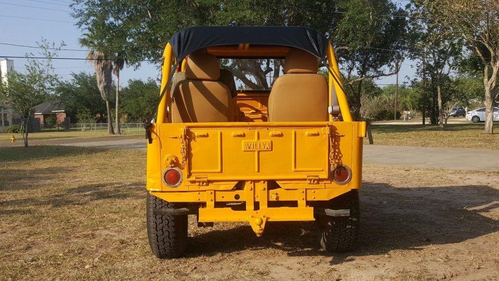 1947 Willys Jeep CJ-A2, V-8