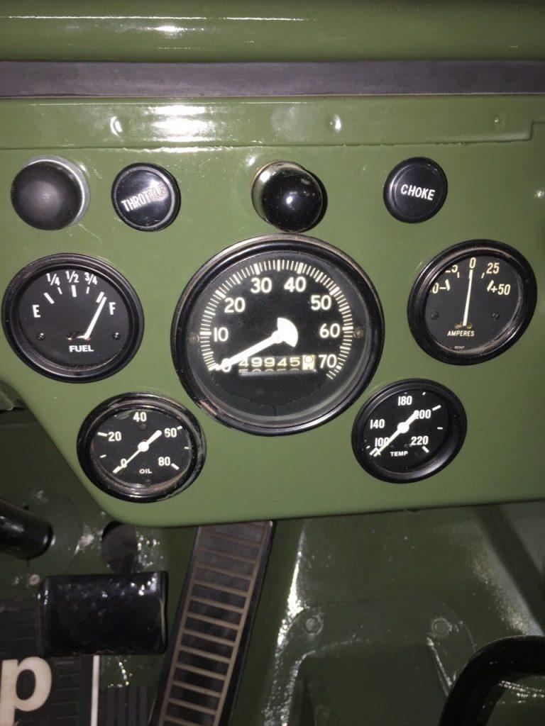 1948 Jeep Willys CJ2A