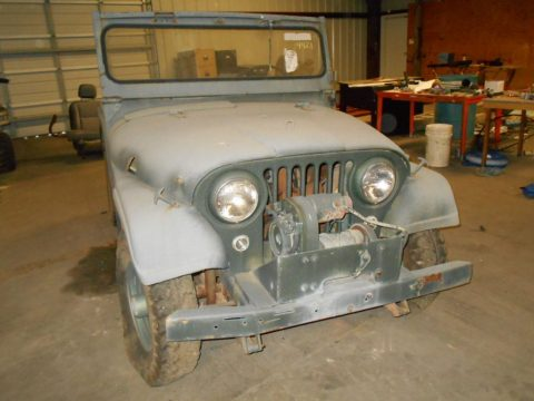1958 Jeep Willys for sale