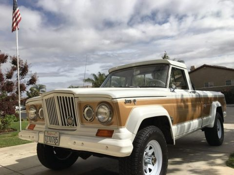 1966 Jeep Gladiator J2000 4X4 lifted for sale