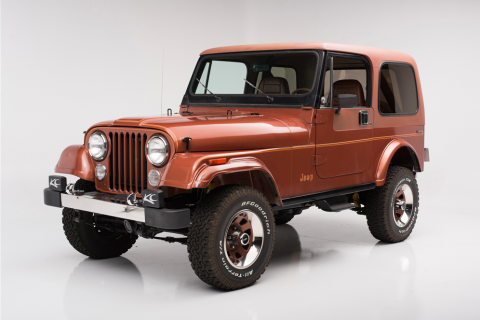 1983 Jeep Cj-7 Limited Edition for sale