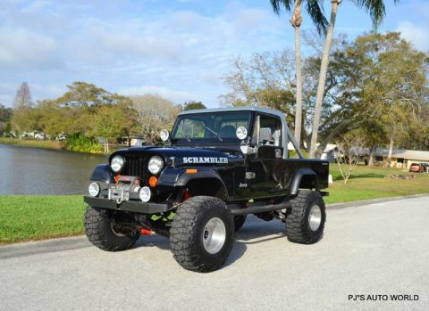 1984 Jeep Scrambler 5.7L V8 5-speed Manual! for sale