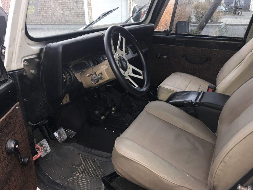 1990 Jeep Wrangler Turbodiese lMercedes