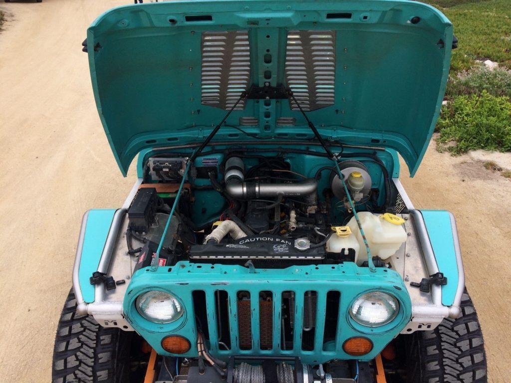 1997 Jeep Wrangler 2,5L