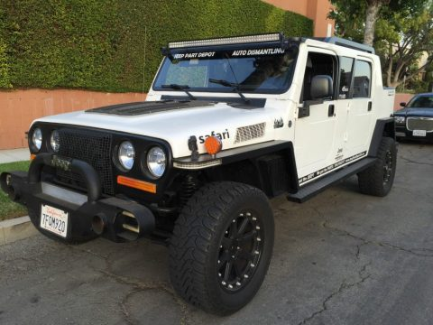 2006 Jeep Wrangler Special Construction for sale