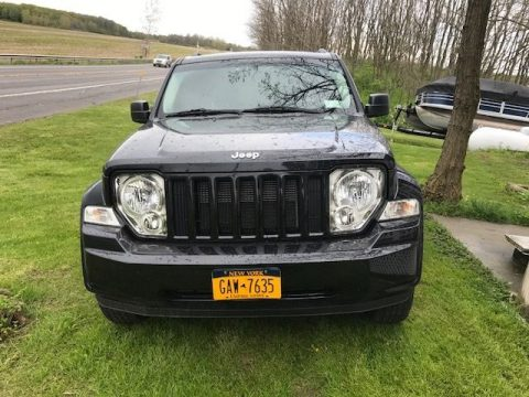 2012 Jeep Liberty Base for sale