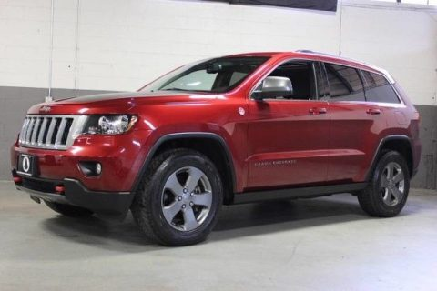 2013 Jeep Grand Cherokee Trailhawk for sale