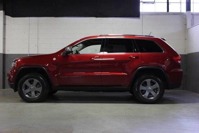 2013 Jeep Grand Cherokee Trailhawk