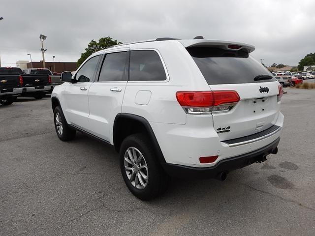 2015 Jeep Grand Cherokee Limited Diesel