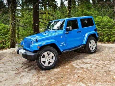 2015 Jeep Wrangler Rubicon for sale