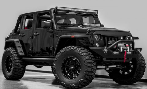 2017 Jeep Wrangler UNLIMITED for sale