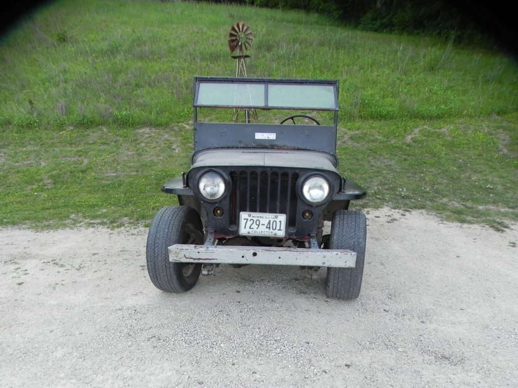 1945 Jeep Willys Overland CJ2A