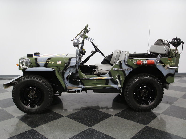 1945 Willys MB Military Jeep